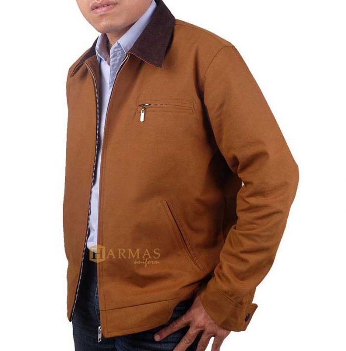 Seragam jaket kantor tg-055