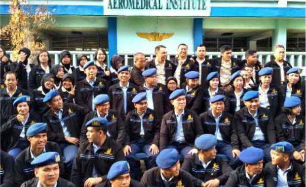 Jaket Kantor LAKESPRA TNI-AU