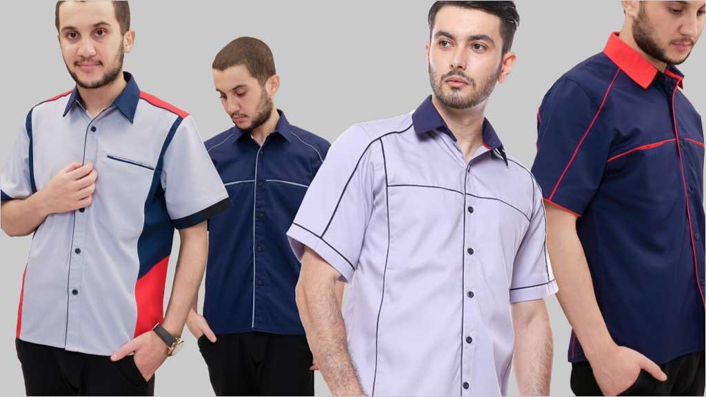 baner seragam kerja 3
