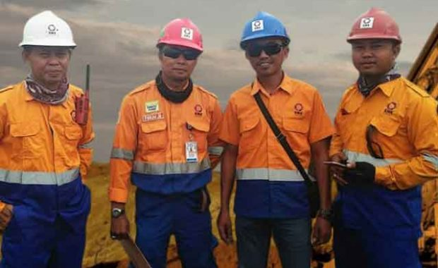 Seragam Lapangan RMK Energi