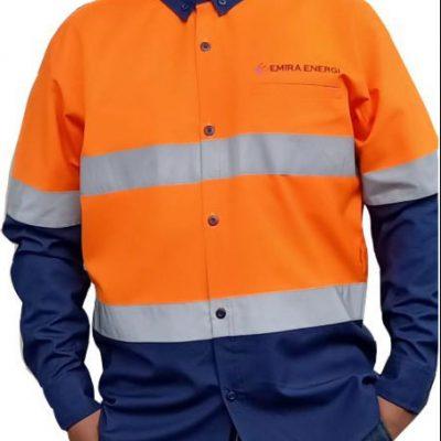 baju kerja lapangan