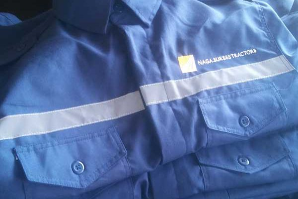 seragam kerja Panjang